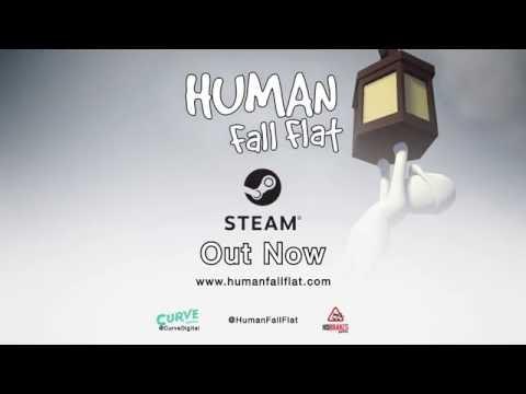 Human Fall Flat добавляет онлайн мультиплеер на 8 человек