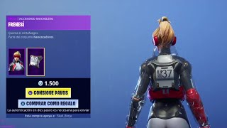 THE *NEW FORTNITE STORE TODAY MAY 19 *NEW SKINS* FUTURISTAS *ETHER* AND *VERSA* 😏 ❤️