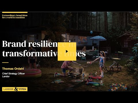 Extraordinary Webinar - Brand resilience in transformative times