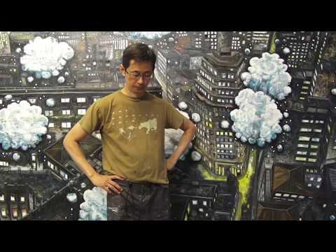 """Transpacific Borderlands"" Artist Profile: Oscar Oiwa"