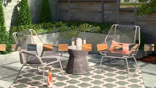 Sling Patio Furniture Sets – 10 Great Ideas