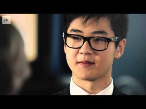 Kim Han-sol interviewed by Elisabeth Rehn (1/2)