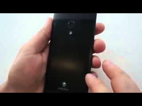 Sony Xperia ion  Первый взгляд