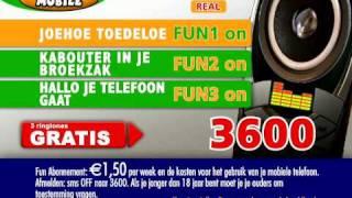 Ringtone TV commercial Bobmobile 2005