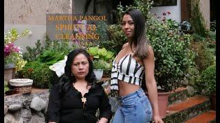 MARTHA ♥ PANGOL, SPIRITUAL CLEANSING, Dukun, Pembersihan, CUENCA, LIMPIA, ASMR MASSAGE