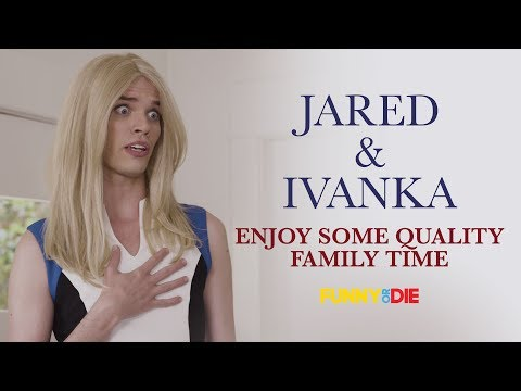 Jared Kushner and Ivanka Trump Enjoy Some Quality Family Time