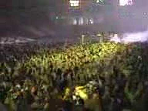"""""""Together As One"""" party New Years Eve in LA, 1999-2000"""