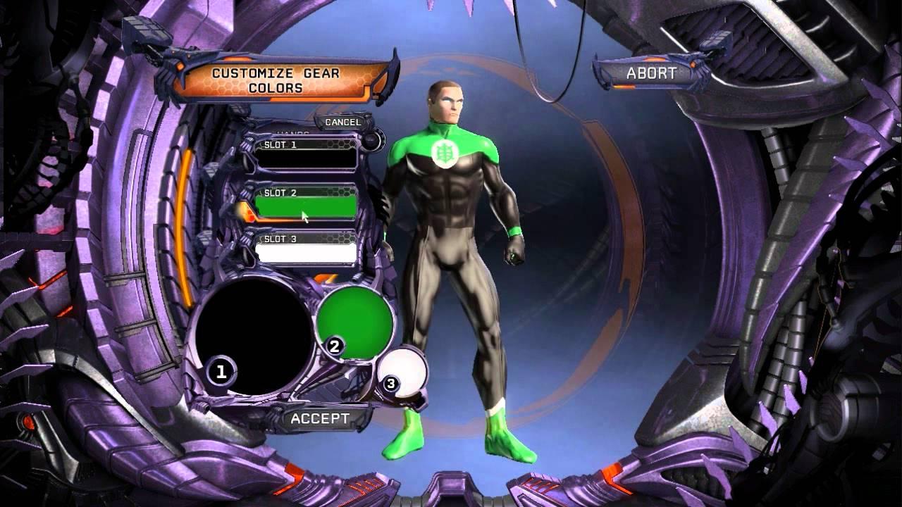 Dc Universe Online Arrow Build