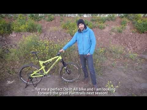 TRAILTECH Mountainbiking - Kurzvorstellung Nicolai Helius AC 2015