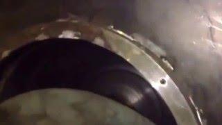 Испытание дымососа ДН-10(, 2016-04-25T11:06:20.000Z)