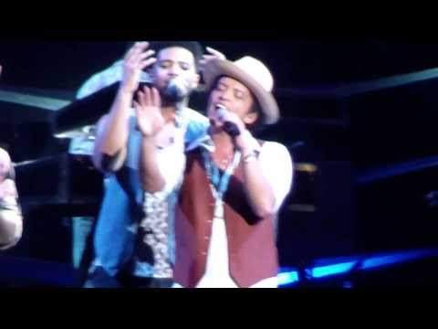 Bruno Mars (live in Czech Republic) Full HD