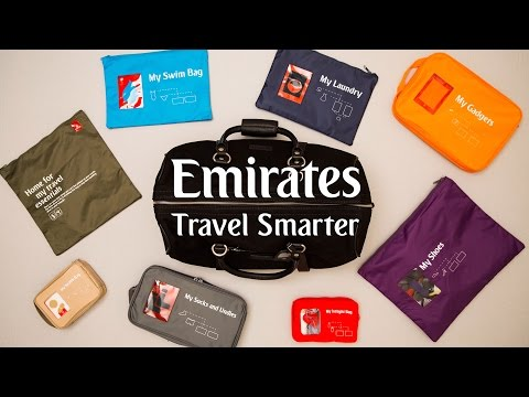 Thumbnail: Emirates Urban Travellers Collection | Emirates Airline