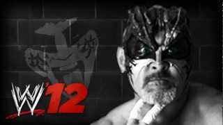 WWE 12 - The Great Muta 愚零鬪武多 (Masked Pirate Attire) [X360]