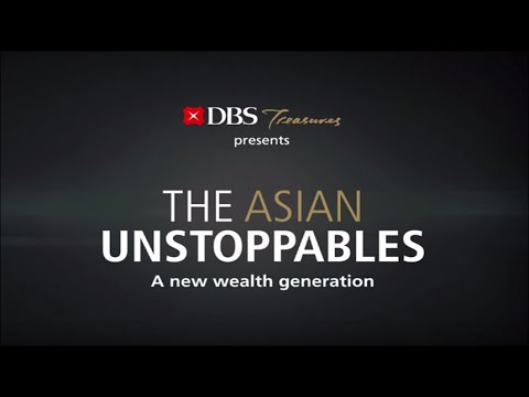 DBS Treasures presents The Asian Unstoppables