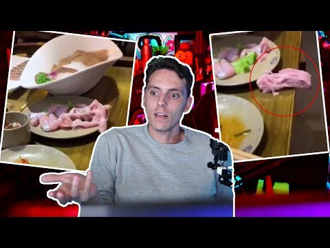 Por que el pollo del video viral resucita?-Wefere NEWS
