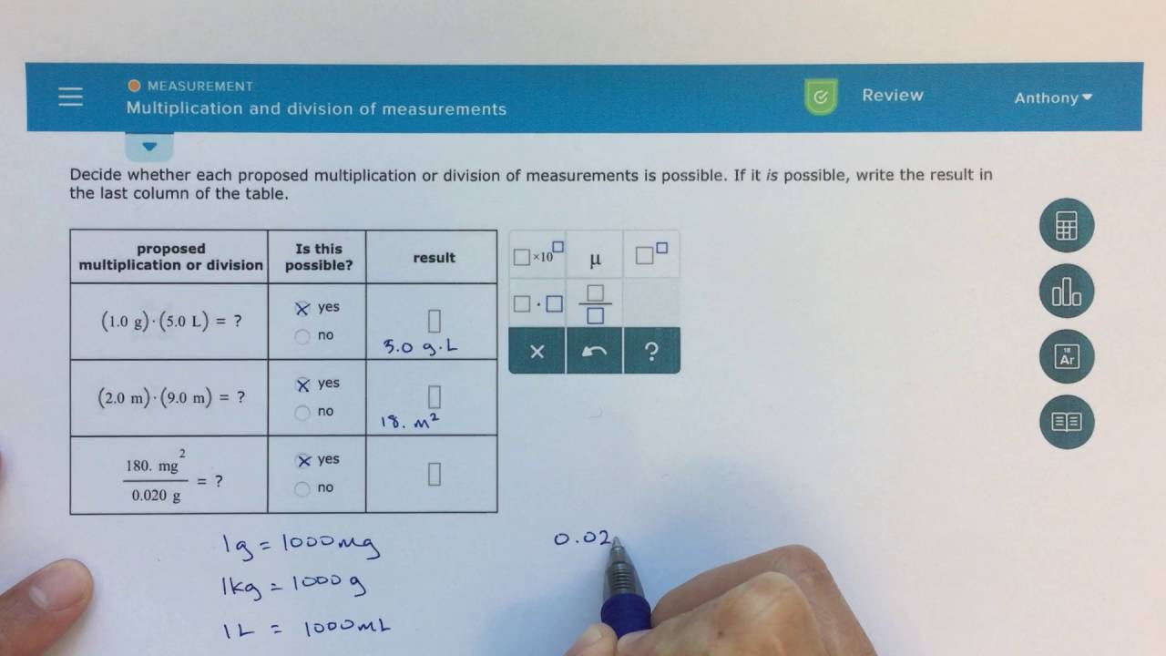 Avogadro constant in standard form