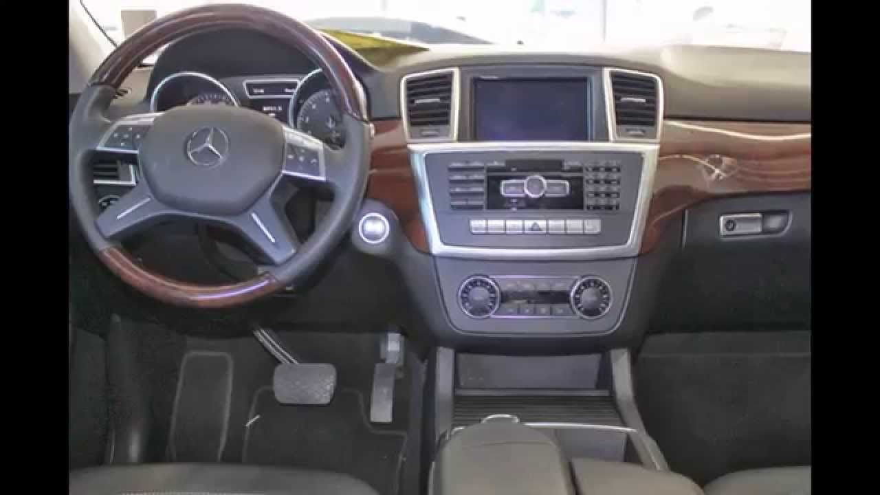 2012 Mercedes Benz ML 550   South Bay Mercedes