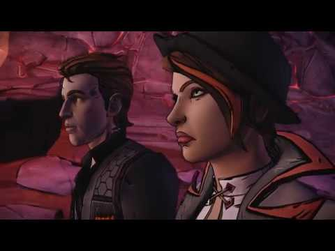 Tales From The Borderlands EP 4 - Escape Plan Bravo