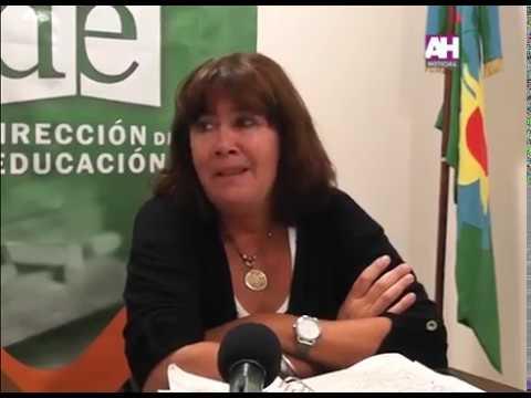 GABRIELA RIZZOTTI   MARIA DEL VALLE AIOLA   EDUCACION   CURSOS EN LAS LOCALIDADES
