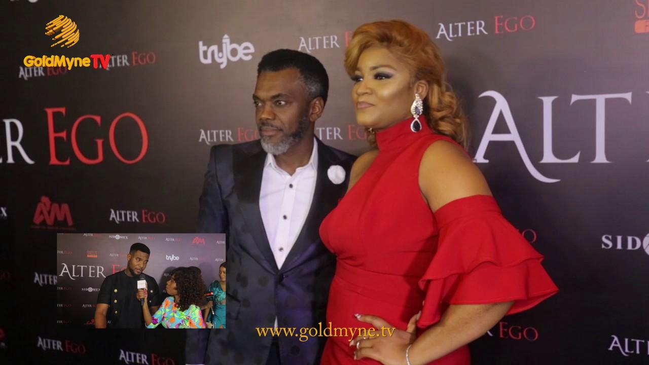 Download OMOTOLA JALADE PREMIERES NEW MOVIE 'ALTER EGO' (Nigerian Music & Entertainment)