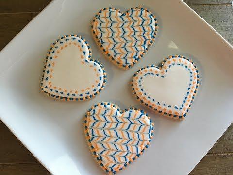 Merveilleux Easy Beginner Level Sugar Cookie Decorating Techniques!!! (Live Stream)
