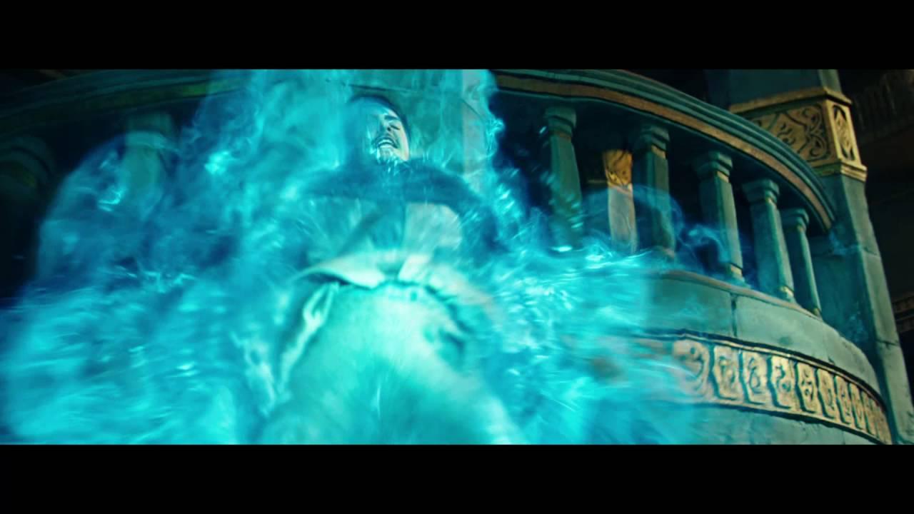 """Warcraft Le Commencement / Extrait """"Medivh et Khadgar"""" VF [Au cinéma le 25 Mai 2016]"""