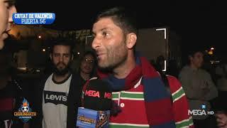 La afición del Levante CELEBRA la VICTORIA que rompe la IMBATIBILIDAD del Barça