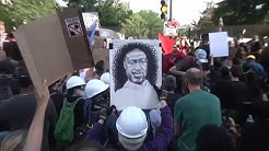 Protests over George Floyd's death continue in Washington, D.C.