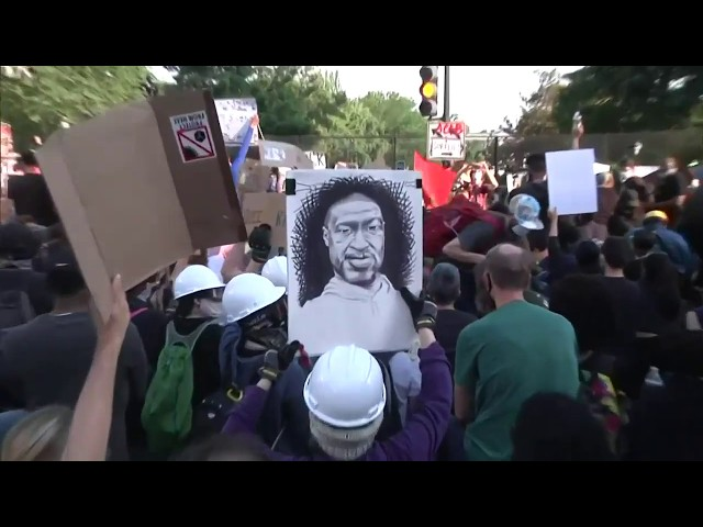 Protests over George Floyd's death continue in Washington, D.C. - Washington Post