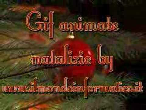 abbastanza Collezione gif animate natalizie natale - YouTube RE98