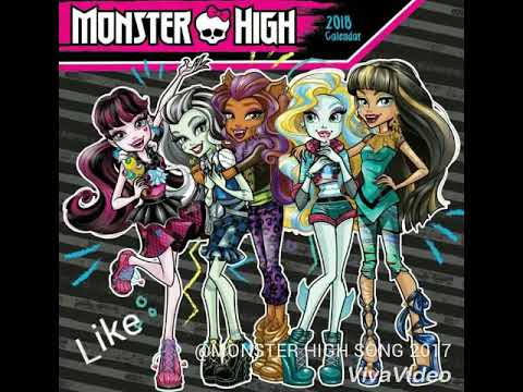 MONSTER HIGH TOP SONG �☆