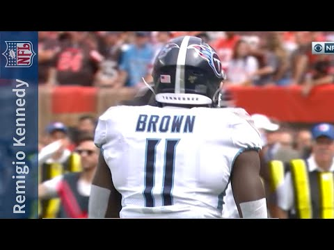 AJ Brown || Tennessee Titans || Rookie Highlights 2019