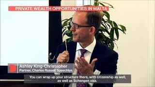 Global Wealth Structures: London meet Malta