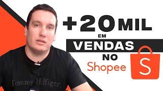 COMO FIZ 263 VENDAS NO SHOPEE NO PRIMEIRO MÊS DE VENDAS! screenshot 2