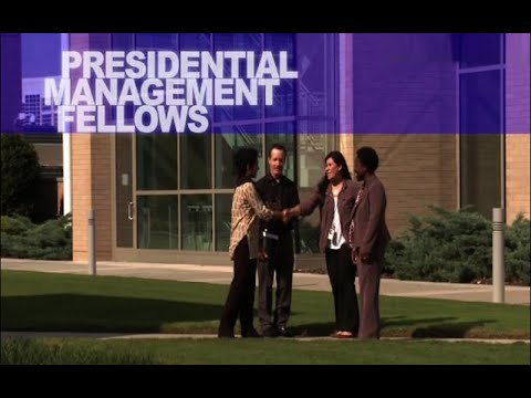 Presidential Management Fellows (PMF) Program at CDC - YouTube