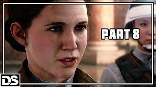 Star Wars Battlefront 2 Singleplayer Gameplay German #8 - Leia Organa auf Naboo (Let's Play Deutsch)