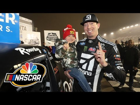 Why Kyle Busch is being mentioned with likes of Richard Petty | NASCAR | Motorsports on NBC