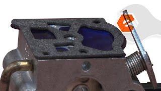 Trimmer Repair - Replacing Carburetor Diaphragm & Gaskets (Ryobi Rebuild Kit # 791-180091)