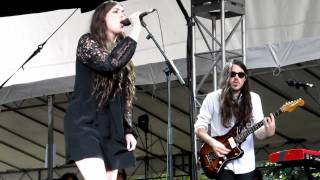 Cults: Go Outside (Live at Laneway Festival Singapore 2012)