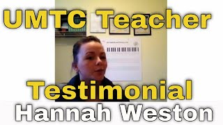 Hannah Weston - Ultimate Music Theory Certified Teacher
