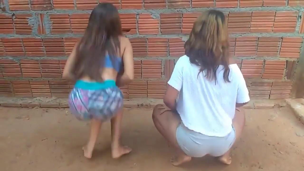 meninas dançando funk