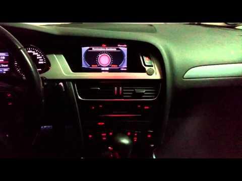 Audi A4 8k Codifica: Attivazione