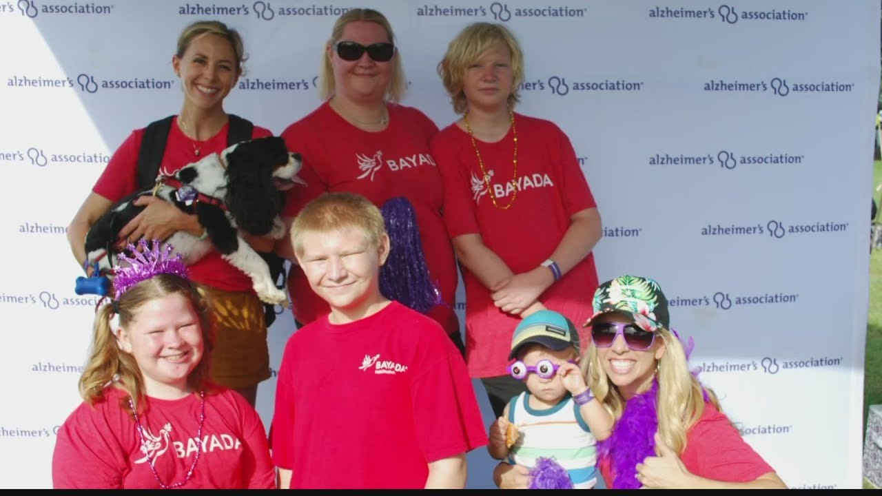 Walk to End Alzheimer's scheduled for Sept. 18