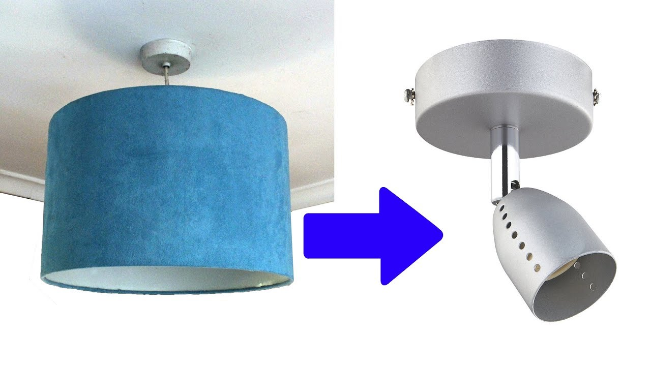 Part 2 Replace Pendant Light Ing With One That Doesn T Need A Ceiling Rose