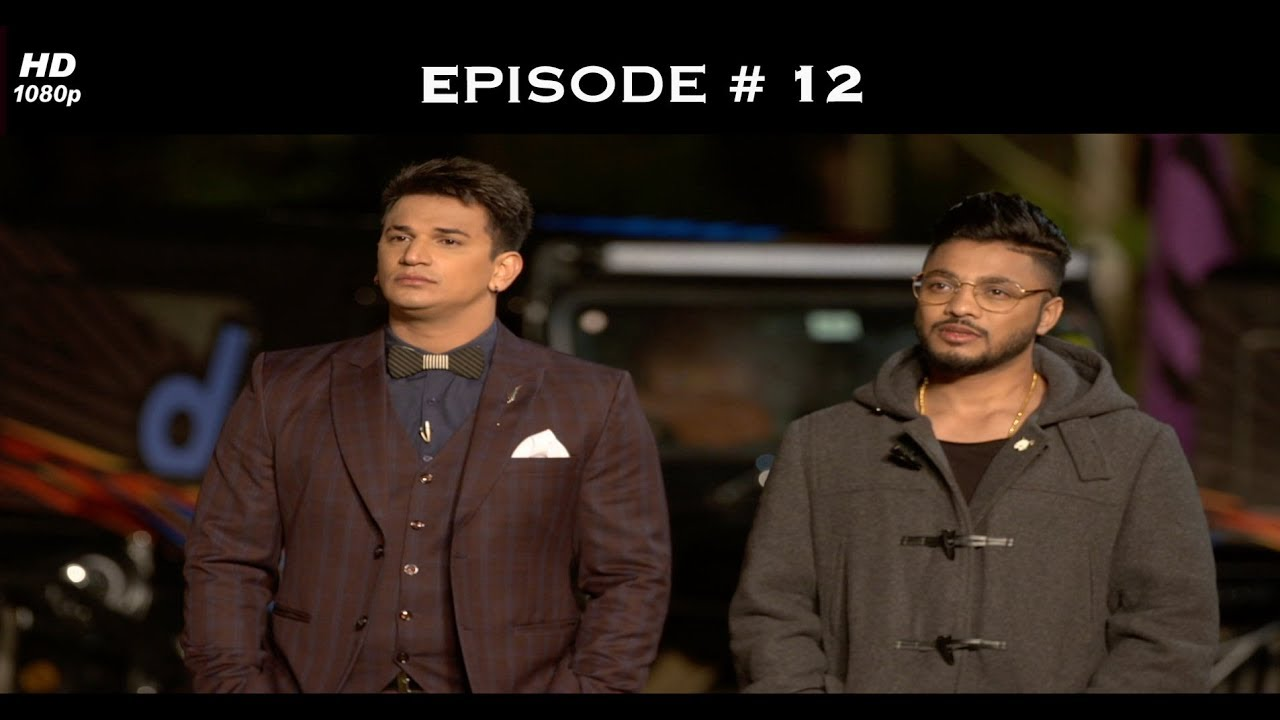 Download Roadies Real Heroes - Full Episode 12 - OMG! Did Prince Just Quit The Show?