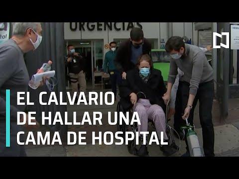 Saturación en hospitales por Covid-19 - En Punto