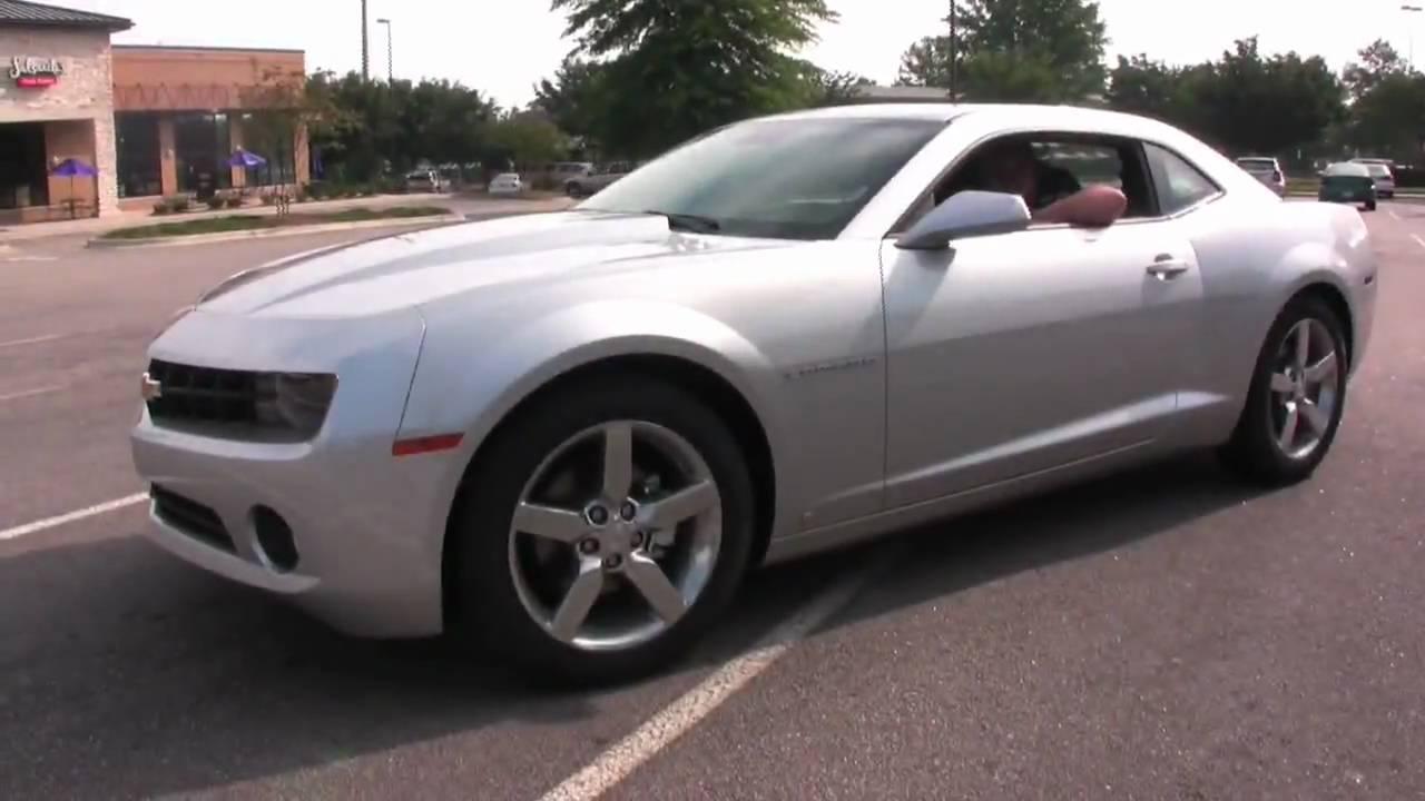 Hd  Chevrolet Camaro Lt Test Drive Youtube