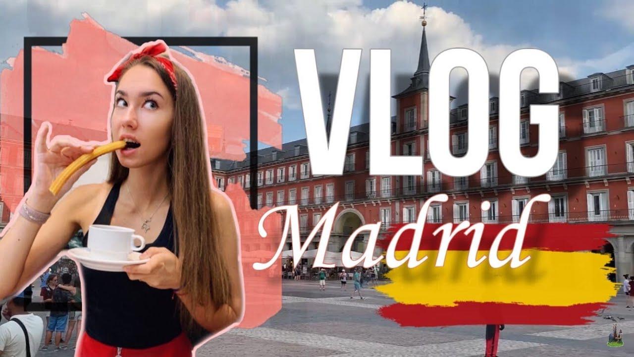 ОПАЗДАЛИ НА ЧЕК-ИН | Путешествие по Испании | Мадрид