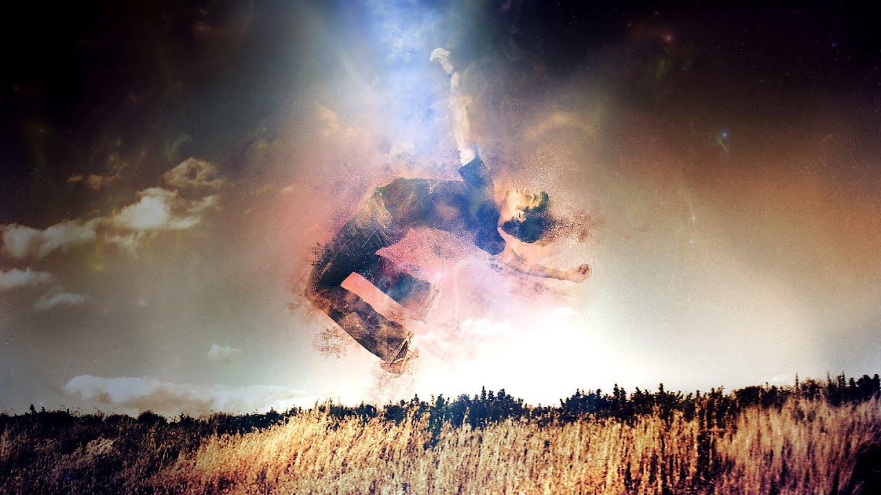 Photoshop CC Photo Manipulation Speed Art Abstract ...