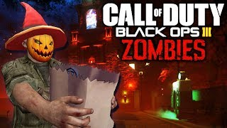HALLOWEEN ZOMBIES SPECIAL! (Call of Duty Black Ops 3 Halloween Zombies)